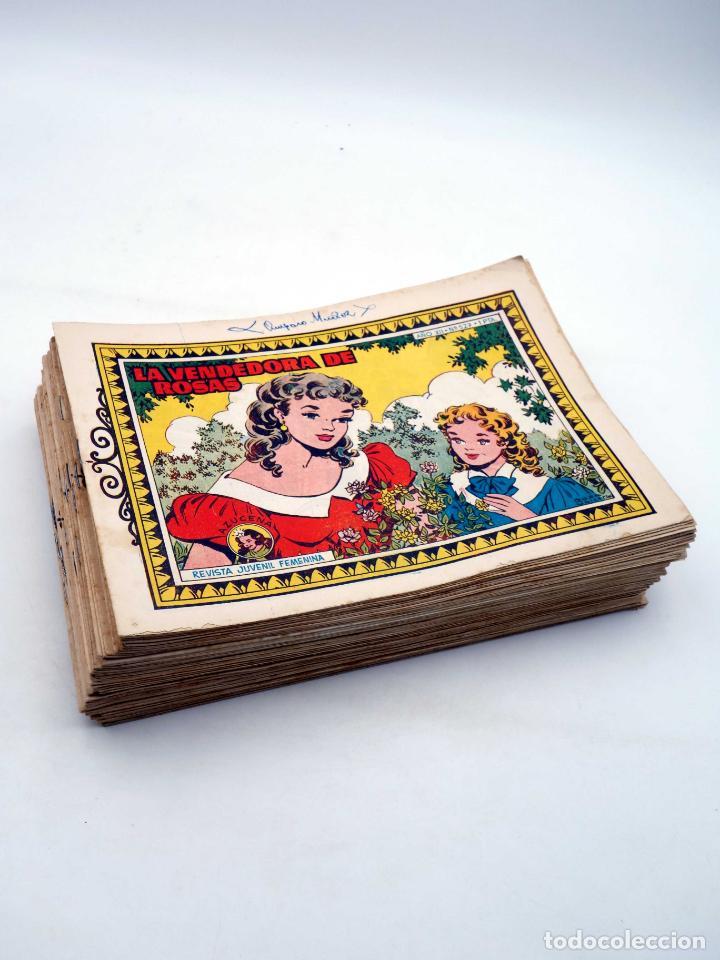 Tebeos: AZUCENA 1 A 844. GRAN LOTE DE 677+46 NºS. VER LISTA (Ana María / Maite) Toray, 1958 - Foto 31 - 132262767