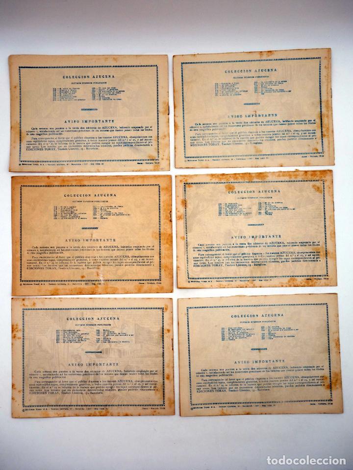 Tebeos: AZUCENA 1 A 844. GRAN LOTE DE 677+46 NºS. VER LISTA (Ana María / Maite) Toray, 1958 - Foto 34 - 132262767