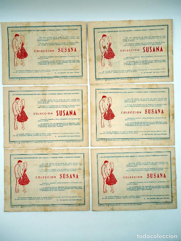 Tebeos: AZUCENA 1 A 844. GRAN LOTE DE 677+46 NºS. VER LISTA (Ana María / Maite) Toray, 1958 - Foto 37 - 132262767