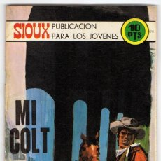Tebeos: SIOUX ¨MI COLT¨ Nº 178 . Lote 132652558