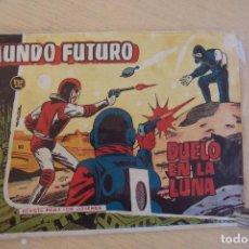 Tebeos: LOTE MUNDO FUTURO, 99 Nº, FOTOS INDIVIDUAL. Lote 132716850