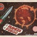 Tebeos: EL PLANETA DE FUEGO. Nº 31 DE EL MUNDO FUTURO. EDS. TORAY, BARCELONA.. Lote 132743694