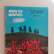Tebeos: SIOUX. Nº 51. TORAY.. Lote 132934342