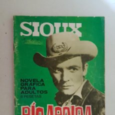 Tebeos: SIOUX. Nº 45. TORAY. . Lote 132936238