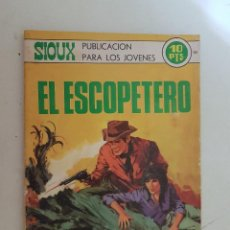 Tebeos: SIOUX. Nº 163. TORAY.. Lote 132936426