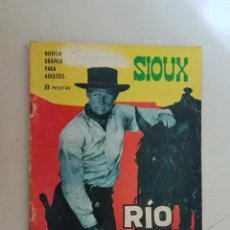Tebeos: SIOUX. Nº 56. TORAY.. Lote 132936870