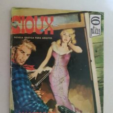 Tebeos: SIOUX. Nº 8. TORAY.. Lote 132938678