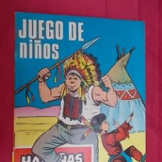Tebeos: HAZAÑAS BÉLICAS. Nº 219. JUEGO DE NIÑOS . EDICIONES TORAY. Lote 133420018
