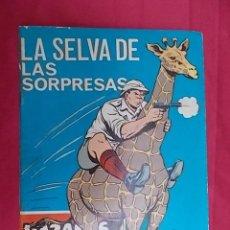 Tebeos: HAZAÑAS BÉLICAS . Nº 220. LA SELVA DE LAS SORPRESAS . EDICIONES TORAY. Lote 133420106