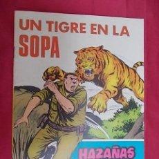 Tebeos: HAZAÑAS BÉLICAS . Nº 245. UN TIGRE EN LA SOPA. EDICIONES TORAY. Lote 133423378