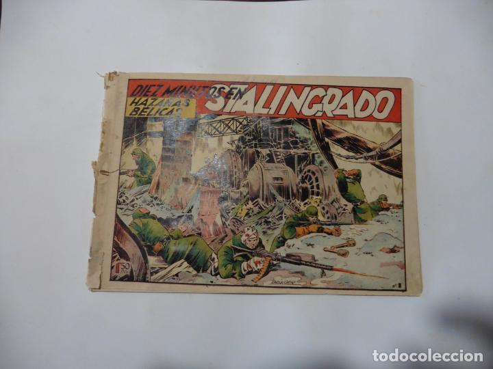 Tebeos: HAZAÑAS BELICAS LOTE DE 14 CUADERNILLOS DE LOS PRIMEROS TORAY ORIGINAL - Foto 3 - 133437342