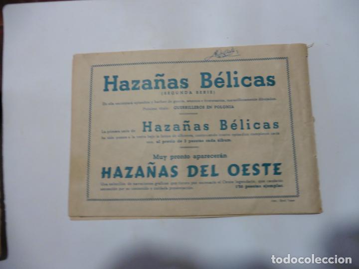 Tebeos: HAZAÑAS BELICAS LOTE DE 14 CUADERNILLOS DE LOS PRIMEROS TORAY ORIGINAL - Foto 4 - 133437342