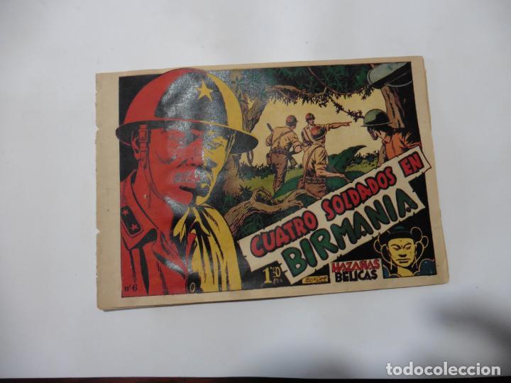 Tebeos: HAZAÑAS BELICAS LOTE DE 14 CUADERNILLOS DE LOS PRIMEROS TORAY ORIGINAL - Foto 7 - 133437342
