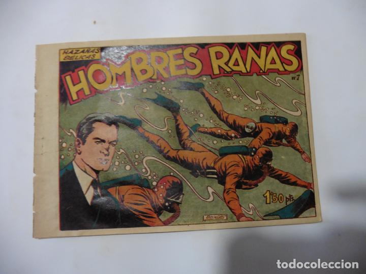Tebeos: HAZAÑAS BELICAS LOTE DE 14 CUADERNILLOS DE LOS PRIMEROS TORAY ORIGINAL - Foto 10 - 133437342