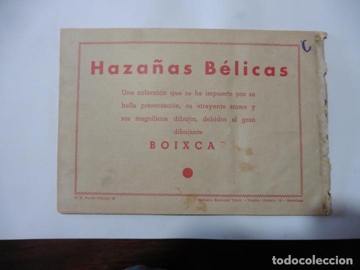 Tebeos: HAZAÑAS BELICAS LOTE DE 14 CUADERNILLOS DE LOS PRIMEROS TORAY ORIGINAL - Foto 30 - 133437342