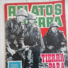 Tebeos: RELATOS DE GUERRA Nº 74 EDITORIAL TORAY 1965. Lote 134019790