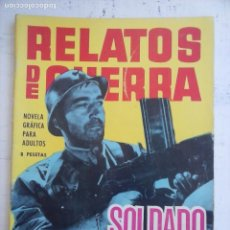 Tebeos: RELATOS DE GUERRA Nº 79 EDITORIAL TORAY 1965. Lote 134019870