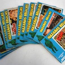 Tebeos: 12 HAZAÑAS BELICAS-DOS SON EXTRAS-URSUS 1973.. Lote 134243170