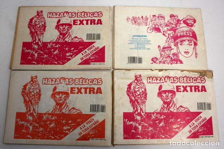 Tebeos: 12 HAZAÑAS BELICAS-DOS SON EXTRAS-URSUS 1973. - Foto 2 - 134243170