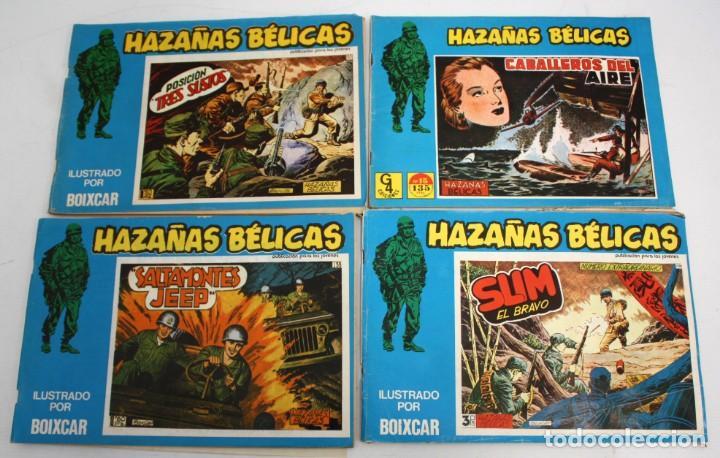 Tebeos: 12 HAZAÑAS BELICAS-DOS SON EXTRAS-URSUS 1973. - Foto 3 - 134243170