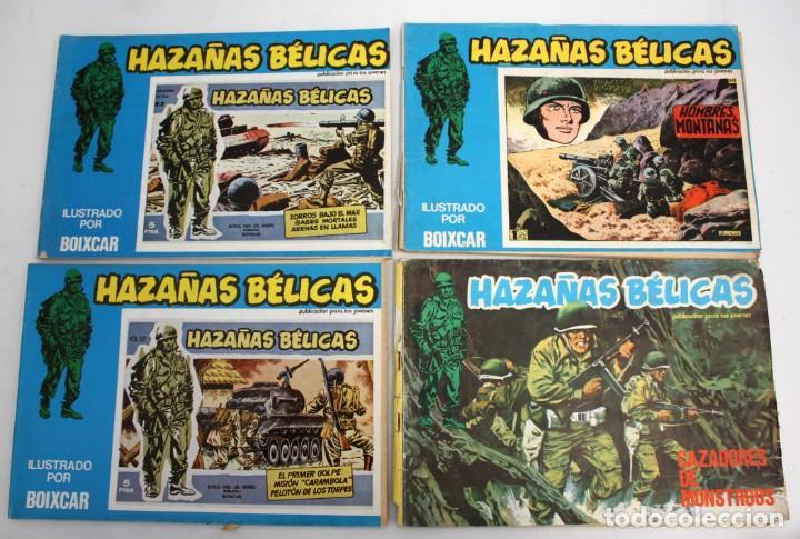 Tebeos: 12 HAZAÑAS BELICAS-DOS SON EXTRAS-URSUS 1973. - Foto 5 - 134243170