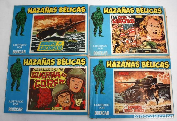 Tebeos: 12 HAZAÑAS BELICAS-DOS SON EXTRAS-URSUS 1973. - Foto 7 - 134243170
