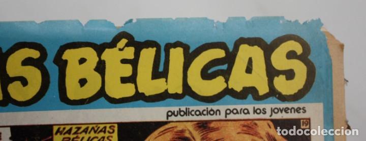 Tebeos: 12 HAZAÑAS BELICAS-DOS SON EXTRAS-URSUS 1973. - Foto 9 - 134243170