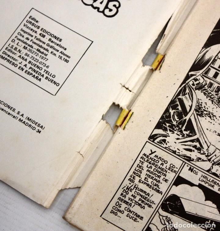Tebeos: 12 HAZAÑAS BELICAS-DOS SON EXTRAS-URSUS 1973. - Foto 14 - 134243170