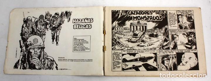 Tebeos: 12 HAZAÑAS BELICAS-DOS SON EXTRAS-URSUS 1973. - Foto 15 - 134243170