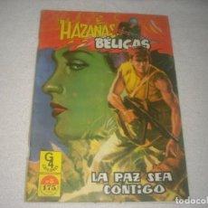 Tebeos: HAZAÑAS BELICAS Nº 5 . EDICIONES G4.. Lote 134303618