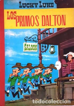 ANTIGUO COMIÇ DE LUCKY LUKE - LOS PRIMOS DALTON - (Tebeos y Comics - Toray - Otros)