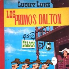 Tebeos: ANTIGUO COMIÇ DE LUCKY LUKE - LOS PRIMOS DALTON -. Lote 134322710