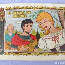 Tebeos: CÓMIC EL REGALO DE AURORA, Nº 202 COLECCIÓN ALICIA. Lote 134430814
