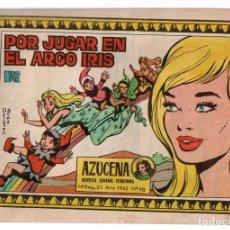 Tebeos - Azucena Nº-913 Por Jugar en el Arco Iris Toray 1957 - 134754910