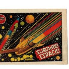 Tebeos: EL MUNDO FUTURO Nº 14. BOIXCAR. ORIGINAL. EXCELENTE.. Lote 135050266