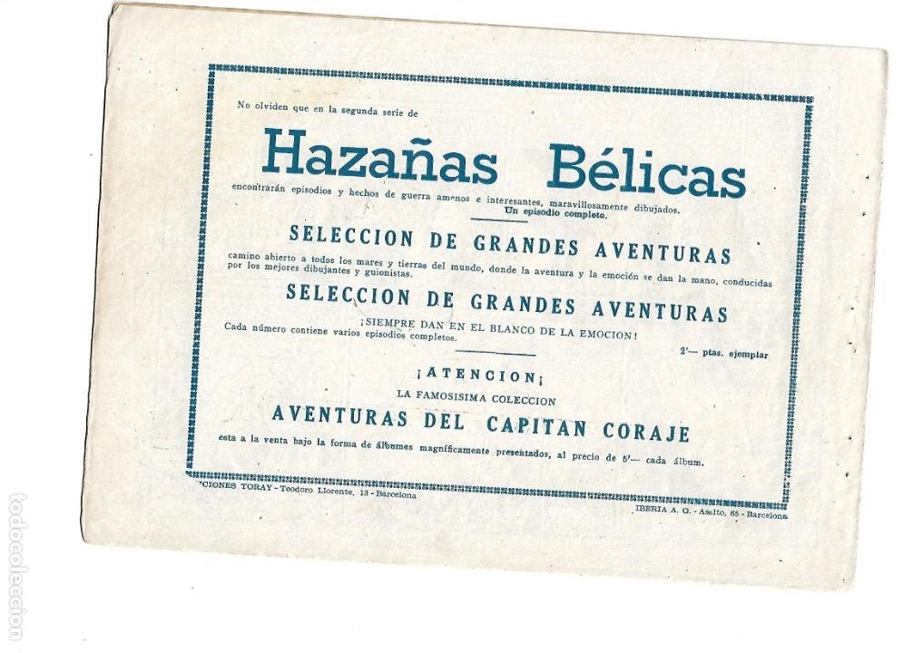 Tebeos: Hazañas del Oeste, Año 1.950 Colección Completa son 11 Tebeos Originales muy dificil de Completar - Foto 9 - 135080638
