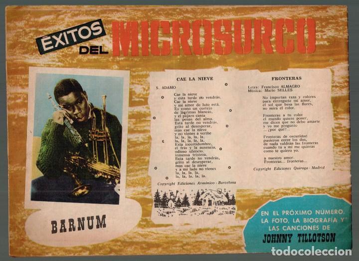 Tebeos: Serenata. Nº 227 Leccion de Musica. Ediciones Toray 1959 - Foto 2 - 135262998
