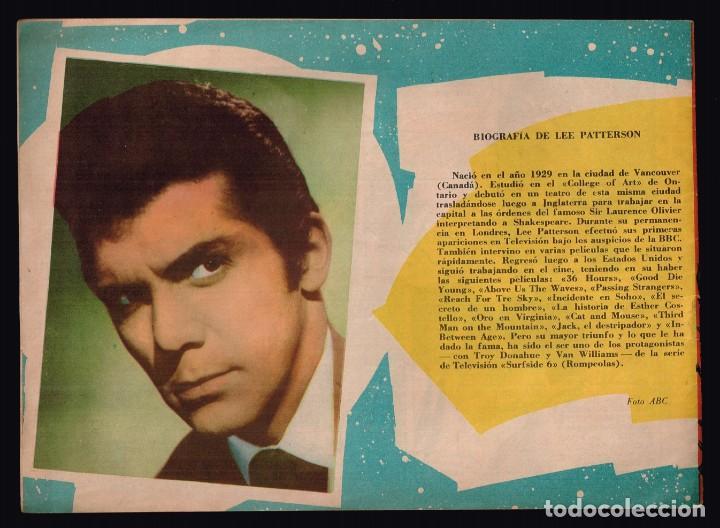 Tebeos: Rosas Blancas .Nº306 Nubes Viajeras. Ediciones Toray 1964 - Foto 2 - 135264522