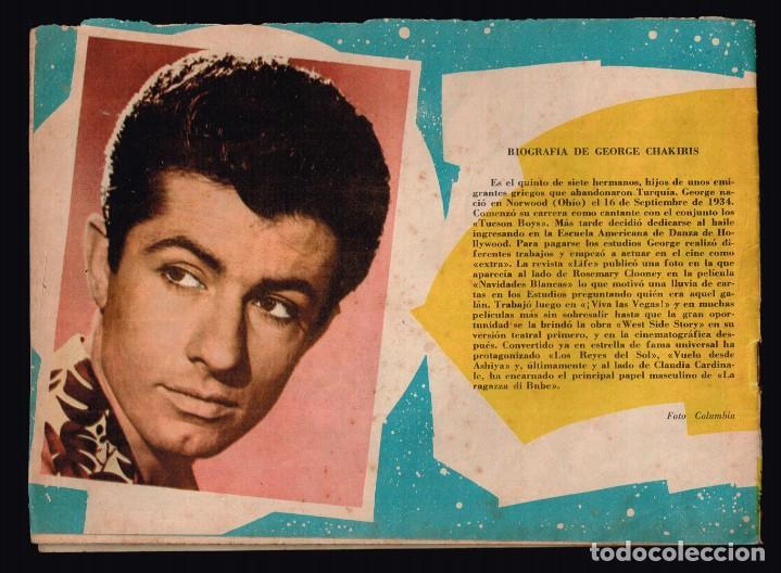 Tebeos: Rosas Blancas .Nº293 Que Dificil es Quererte. Ediciones Toray 1964 - Foto 2 - 135264802
