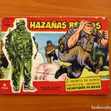 Tebeos: HAZAÑAS BÉLICAS - ROJAS, Nº 108 - SERIE ESPECIAL - EDICIONES TORAY 1958. Lote 135293882