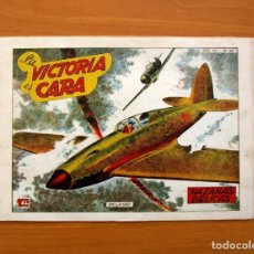 Tebeos: HAZAÑAS BÉLICAS - 2ª SERIE, Nº 186, LA VICTORIA ES CARA - EDICIONES TORAY 1950. Lote 135329178