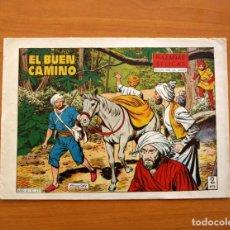 Tebeos: HAZAÑAS BÉLICAS - 2ª SERIE, Nº 227, EL BUEN CAMINO - EDICIONES TORAY 1950 . Lote 135334098