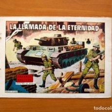 Tebeos: HAZAÑAS BÉLICAS - 2ª SERIE, Nº 256, LA LLAMADA DE LA ETERNIDAD - EDICIONES TORAY 1950 . Lote 135335342
