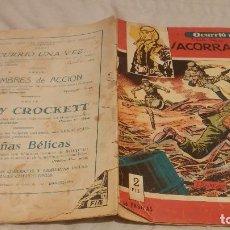 Tebeos: OCURRIO UNA VEZ Nº 9 - ACORRALADO - EDITORIAL TORAY 1958 ORIGINAL POR BOIXCAR. Lote 135634275