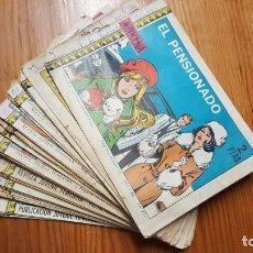 Tebeos: LOTE DE 36 REVISTAS AZUCENA, REVISTA JUVENIL FEMENINA. AÑO 1965 AL 67. LA MAYORIA PRECIO 2 PTAS.. Lote 135814934