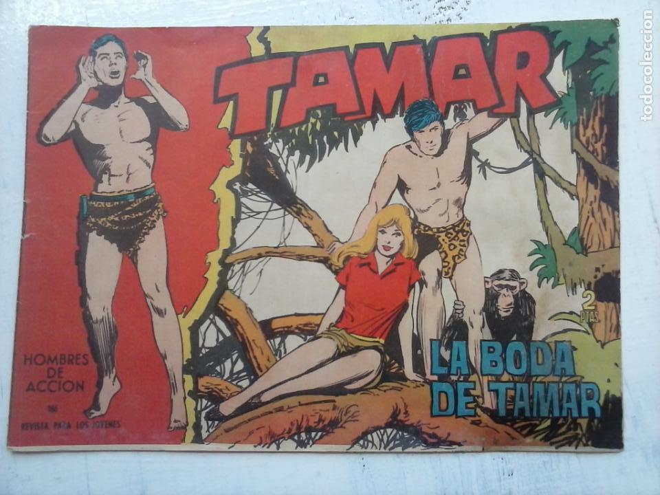Tebeos: 186 la boda de Tamar, último de la coleccción - Foto 6 - 135844734