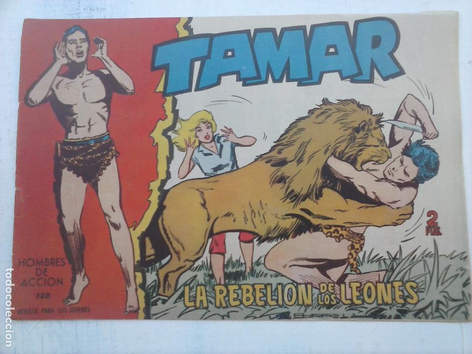Tebeos: TAMAR COLECCION COMPLETA ORIGINAL SUELTA 1 al 186 - MAGNÍFICO ESTADO, VER TODAS LAS PORTADAS, 1961 - Foto 18 - 135844734