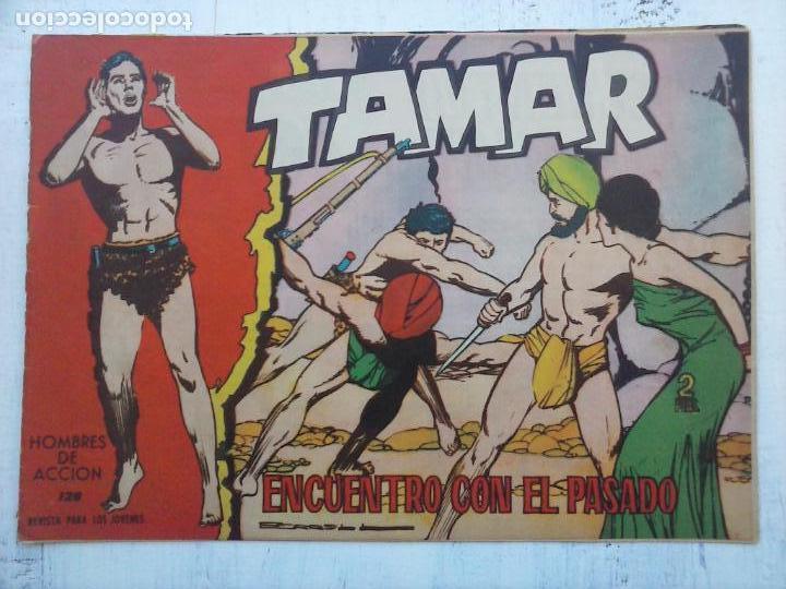 Tebeos: TAMAR COLECCION COMPLETA ORIGINAL SUELTA 1 al 186 - MAGNÍFICO ESTADO, VER TODAS LAS PORTADAS, 1961 - Foto 19 - 135844734