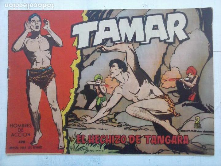 Tebeos: TAMAR COLECCION COMPLETA ORIGINAL SUELTA 1 al 186 - MAGNÍFICO ESTADO, VER TODAS LAS PORTADAS, 1961 - Foto 20 - 135844734