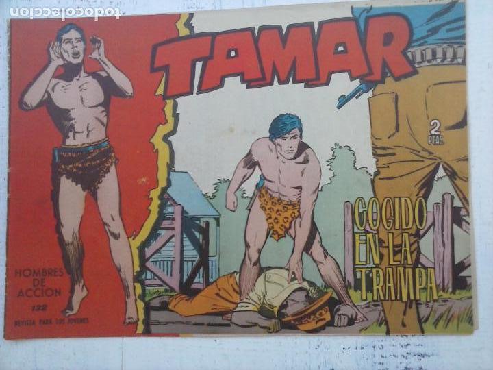 Tebeos: TAMAR COLECCION COMPLETA ORIGINAL SUELTA 1 al 186 - MAGNÍFICO ESTADO, VER TODAS LAS PORTADAS, 1961 - Foto 27 - 135844734